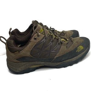 The North Face Men's Brown Vibram Boots